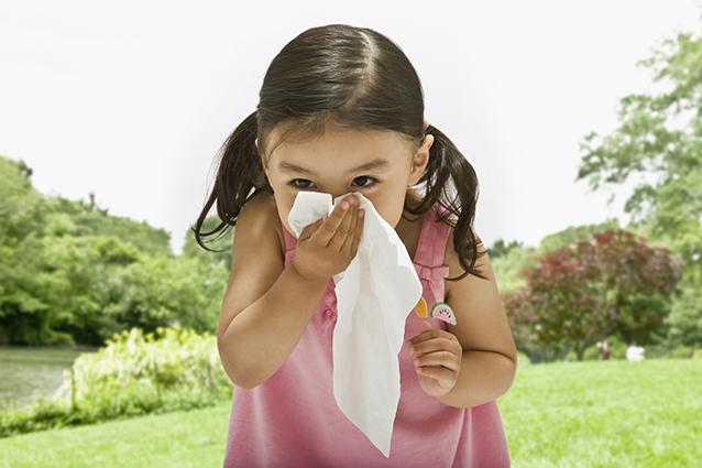 Çocuklarda Bahar Alerjilerine Dikkat