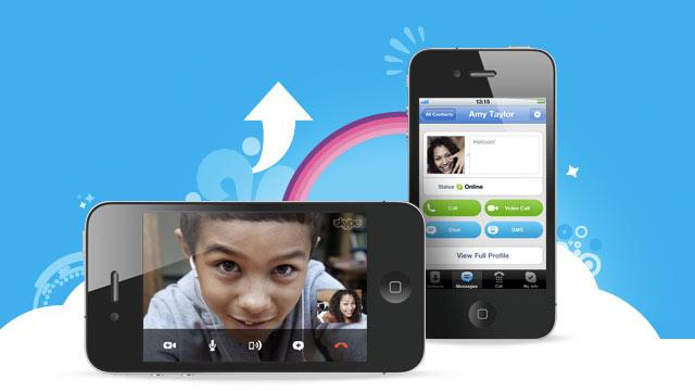 iOs İşletim Sisteminde Skype Güncellemesi