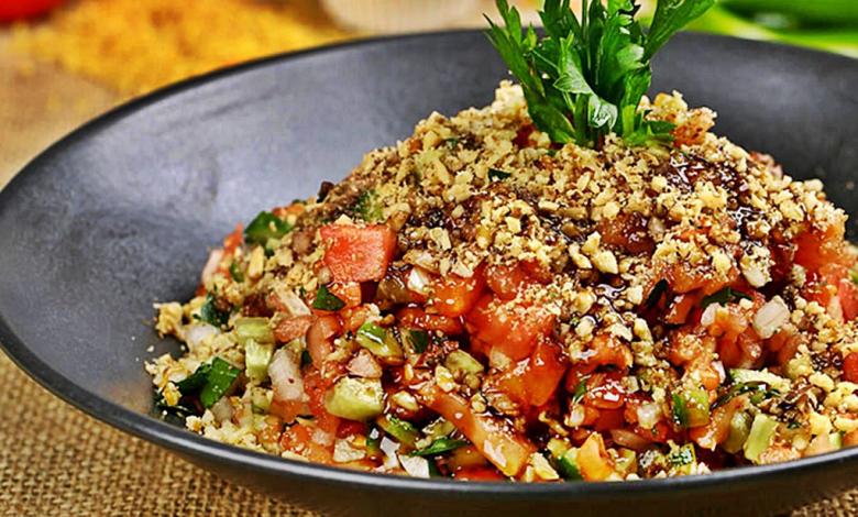 Kalorisi Az Diyet Salata Çeşitleri ve Tarifleri